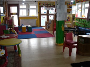 Baby Room play area